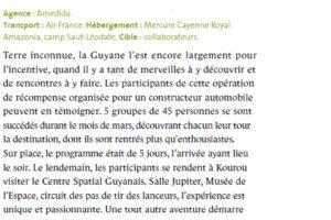 Article Guyane Amedida 1