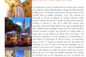 Article Meet and Travel Mag N60 – Lisbonne